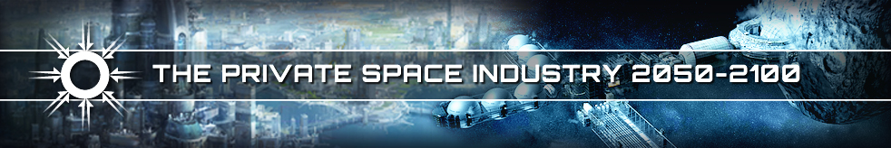 Private Space Industry banner