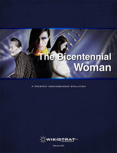 Bicentennial Woman Final Report cover