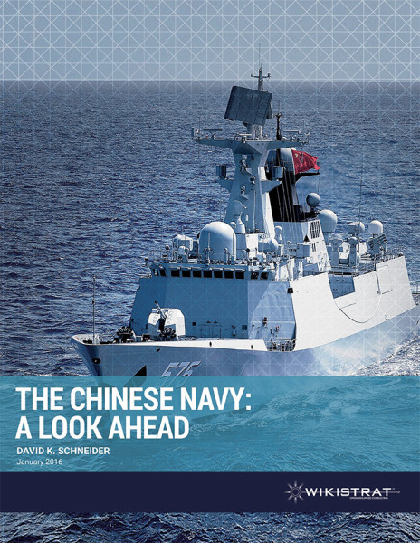 The Chinese Navy: A Look Ahead