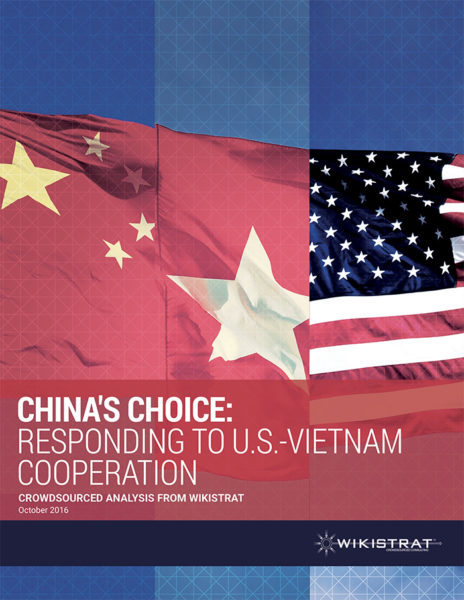 China's Choice: Responding to U.S.-Vietnam Cooperation