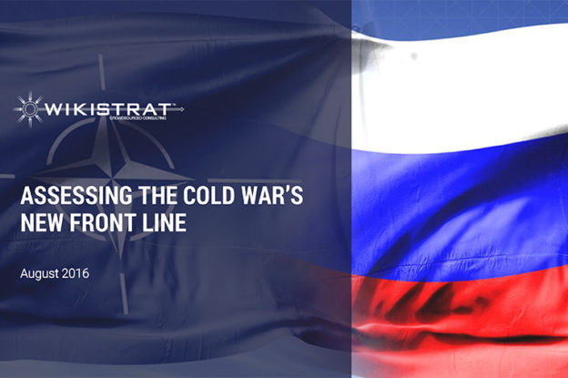 Assessing the Cold War's New Front Line
